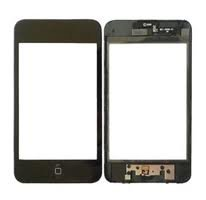 Ipod Touch Screen Glass Digitizer+ Mid Frame Bezel for 3rd 32gb and 64 Gb Only