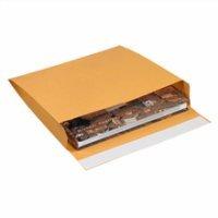 Redi-Seal EN1076 Envelopes, 10'' x 13'' x 2'', Kraft (Pack of 100)