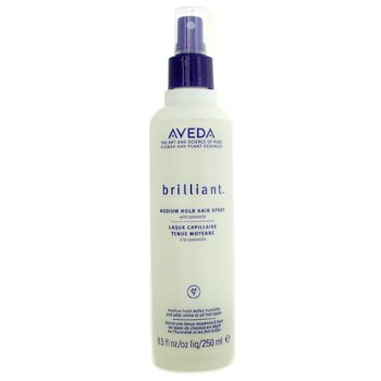 Aveda Hair Care – Brilliant Medium Hold Hair Spray 250ml 8.5oz