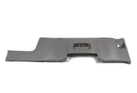 (Genuine 95-02 Chevy-GMC Truck Dash Closure Panel Knee-Bolster, Gray