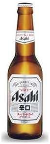Asahi Breweries Ltd - Asahi 33Cl X12