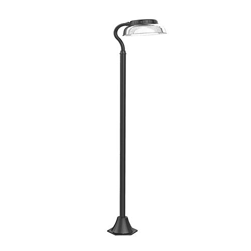 Solar Motion Lamp Post in US - 6