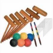 Franklin Sports 3963/03P1 Expert Croquet Set,