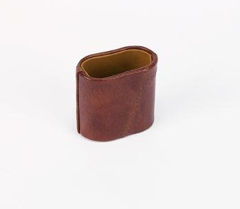 Genuine Patched Leather - 6