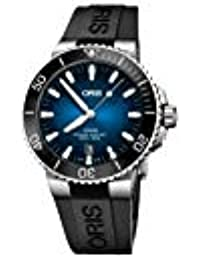 Aquis Clipperton Limited Editiion Mens Watch 73377304185RS · Oris