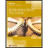 HUM200 Intro. to Logic