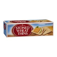 Red Oval Farms Stoned Wheat Thins 10.6 oz