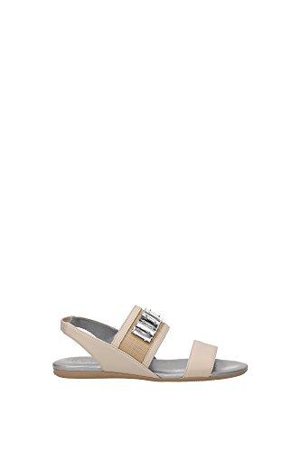 Hogan Women's Fashion Sandals beige beige Beige 6MNml