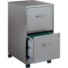 Lorell 16873 2-Drawer Mobile Fil...