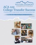 College Transfer Success : A Customized Version of College and Career Success, Western Piedmont Community College Staff, 0757573665