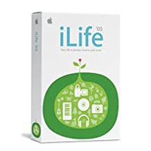 Apple iLife '05 (Mac) [Old Version]