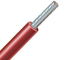 900ft 12 AWG Hook Up Wire FEP Type K MIL-W-16878/11 - Tin Plated Copper - Extruded FEP 200C - 600V - Red by Omni