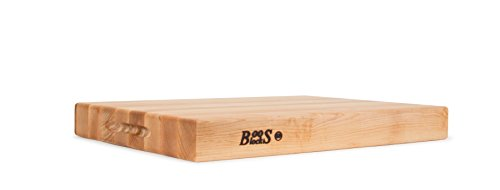 John Boos RA02 Maple Wood Edge Grain Reversible Cutting Board, 20 Inches x 15 Inches x 2.25 Inches by John Boos (Image #1)