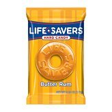 :LifeSavers Butter Rum Individually Wrapped Hard Candy 6.25 oz (177g)
