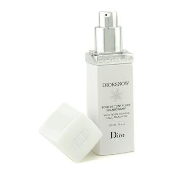 Christian Dior Diorsnow White Reveal Fresh Transparency Liquid Foundation SPF 30 - # 012 Porcelain 30ml/1oz