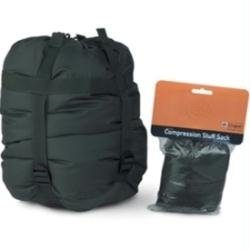SnugPak Compression Stuff Sacks, Black, X-Large SP92069, Outdoor Stuffs