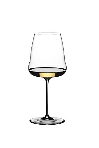 Riedel 1234/97 Winewings Chardonnay Wine Glass, Single Stem, Clear