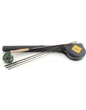 Echo Base Fly Rod Kit, 590-4