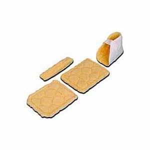 SLC100A - Select Medical Products Premium Quilt CPM Patient Leg Kit, 1/2 Thick Foam