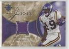 Troy Williamson #/99 (Football Card) 2006 Ultimate Collection - Ultimate Game Jersey #UL-TW
