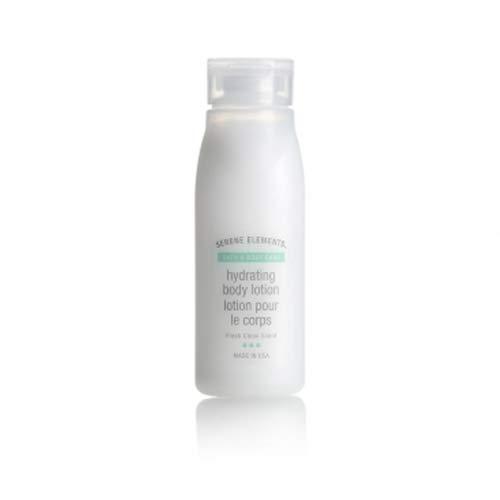 Serene Elements - Fresh Clean Scent, Hydrating Body Lotion 0.75 fl.oz. Bottles (170 bottles/case)