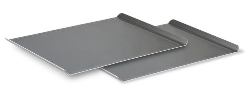 Calphalon Classic Bakeware 14-by-17-Inch Cookie Sheets 2-Pack