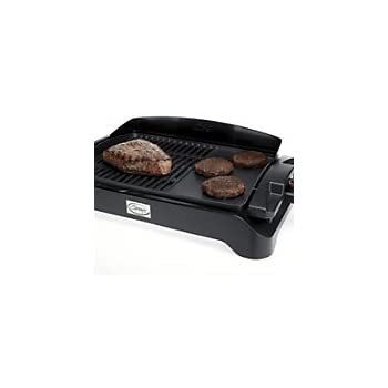 Ginnyu0027s Brand Tabletop Electric Grill/Griddle