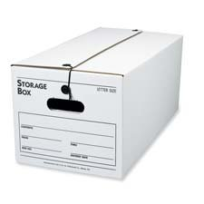 BSN42050 - Business Source File Storage Box