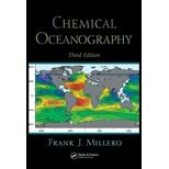 Chemical Oceanography (3rd, 06) by Millero, Frank J [Hardcover (2005)]