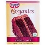 Dr. Oetker Organic Cake Mix Chocolate -- 17.1 oz