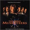 The Three Musketeers: Original Motion Picture Soundtrack [Audio CD] - Seller: KV outlet - New / Nuevo (H)