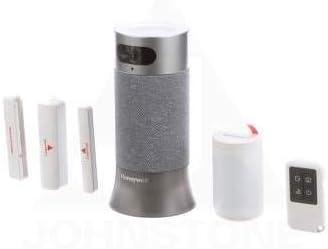 H1ywell Home Smart Home Security System (medium Kit) Chs5500wf6002 U