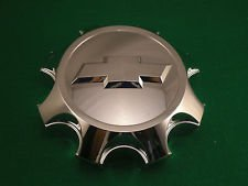 OEM 11-14 Chevrolet Silverado 8 Bolt Center Hub Cap Chrome Plastic P/N 9597789 5503