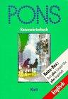 PONS Reisewörterbuch, m. CD-Audio, Englisch