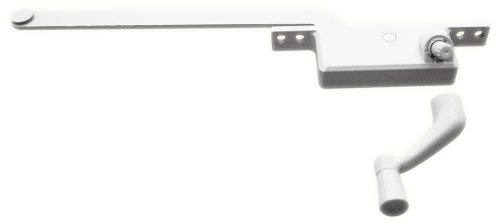 (Prime-Line Products H 3833 Square Type Casement Operator, 8-Inch, Right Hand, White)