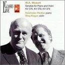 Mozart: Violin Sonatas Nos. 24, 26 & 27, K. 376, 378, 379 by Live Classics