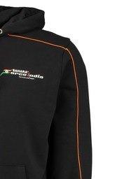 Sahara Force India F1/Team/ /Felpa con Cappuccio con Logo Nero