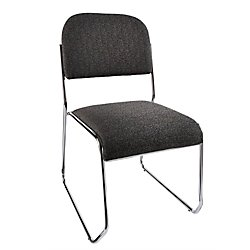 Realspace(R) Sled-Base Stacking Chair by Realspace