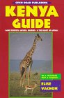 Kenya Guide, Elise L. Vachon, 1883323541