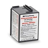 Original Pitney Bowes DM300c, DM400c, DM450c, DM475c 765-9 Postage Meter Red Ink ... (single pack)