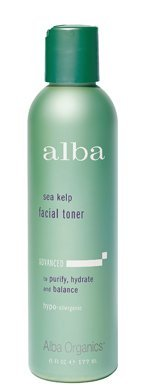 - Alba Botanica: Natural Even Advanced Sea Kelp Facial Toner, 6 oz (3 Pack)