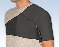 SAFE-T-SPORT® NEOPRENE SHOULDER SUPPORT, Size: Medium ( 41 - 50\