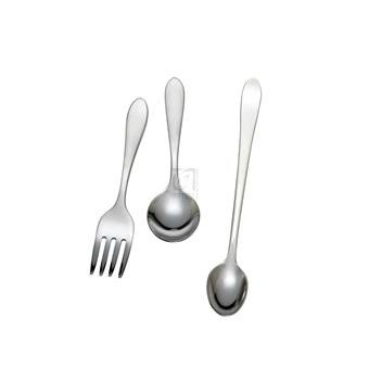 Reed & Barton 4771 Master 18/10 Baby Flatware, Set of 3
