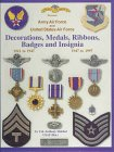 "The Decorations, Medals, Badges and Insignia of the United States Air Force - ""The First 50 Years"", Tony Aldebol, 1884452205"