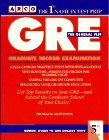 GRE : Graduate Record Examination, Martinson, Thomas H., 0671888234