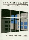 img - for Urban Geography: An Analytical Approach book / textbook / text book