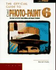 The Official Guide to Corel PHOTO-PAINT 6, David Huss, 0078822076