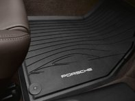 Genuine Porsche Accessories 98104480041 All Weather Floor Mats (Set of (Porsche Boxster Motor)