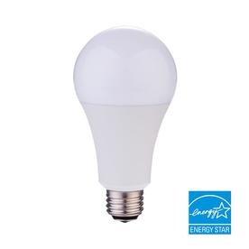 3-Way LED Bulb, A21 - 50w/100w/150w - 7w/14w/20w, - Soft White, 27000K, Standard Base