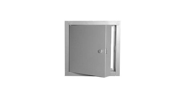 Access Door Panel Fire Rated 20 x 20 Inch Elmdor FRC Ceiling Access Door Panel